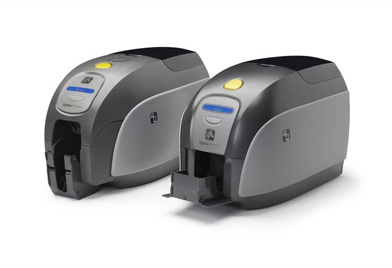 מדפסת כרטיסים ZXP1