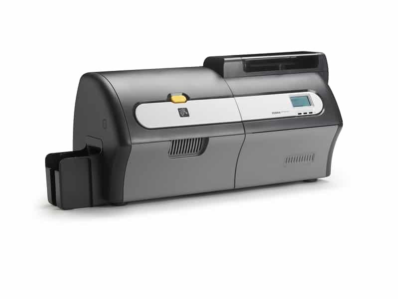 מדפסת כרטיסים ZXP7